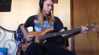 New Order - Singularity (Bass cover)