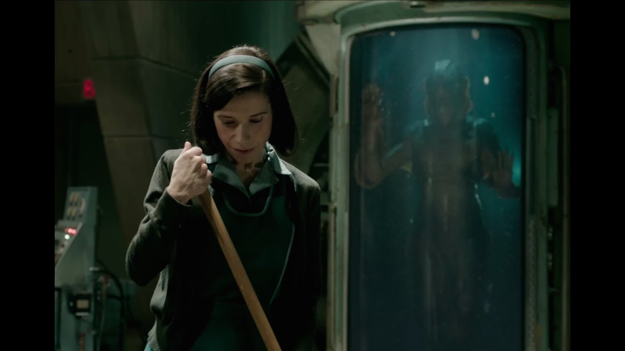 Image result for shape of water movie