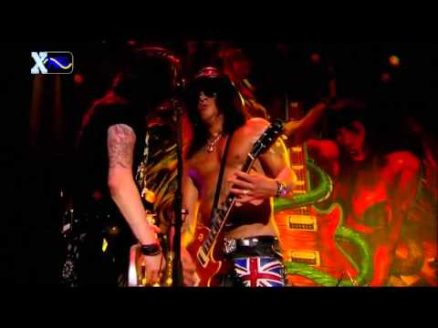 SlashParadise City Live At Download Festival 2012 (HD 1080p)