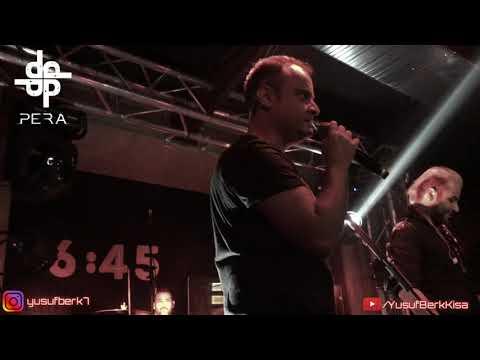 PERA & Seksendört - Masum Değiliz   Live @6:45 KK Ankara 06.12.18