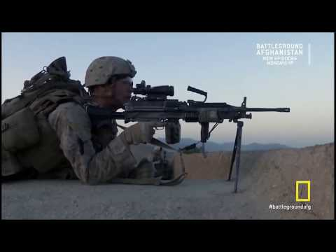 Marine in Afghanistan DOC EXCLUSIVE 2017