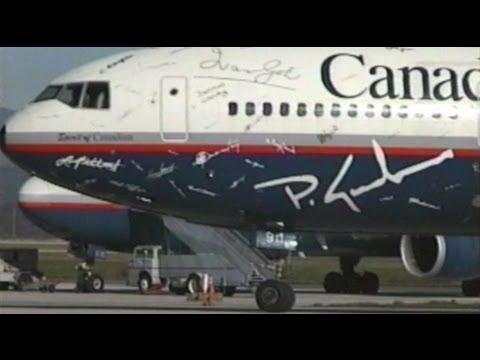 Air Canada & Canadian At Vancouver (1996)