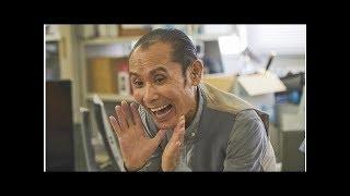 片岡鶴太郎:「警視庁ゼロ係」で小ネタを連発 熱々おでん芸、マッチで~...