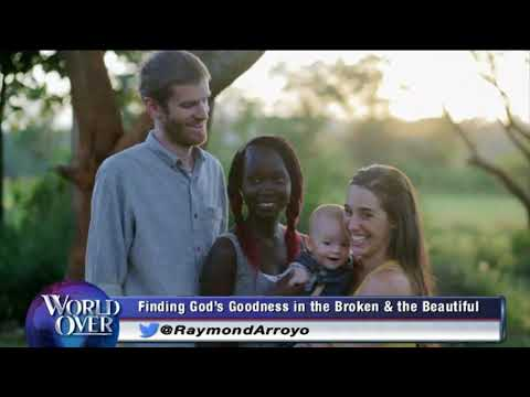 World Over - 2017-10-19 - 'Daring to Hope' author Katie Davis Majors with Raymond Arroyo