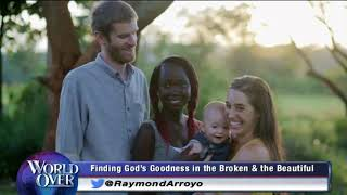 World Over - 2017-10-19 - 'Daring to Hope' author Katie Davis Majors with Raymond Arroyo