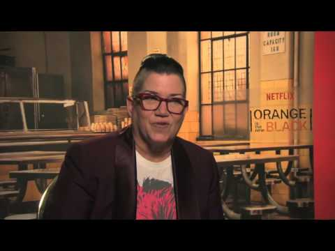 Lea Delaria's advice for gay entertainers - Orange is the new black season 4 interview june 2016