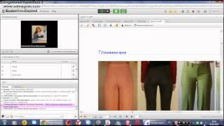 Конструируем качественные брюки(Бесплатные материалы Мой сайт http://galiya.ru/ Как сшить брюки http://galiya.ru/articles/trousers/ Примеры моделирования брюк..., 2014-05-30T19:35:46.000Z)