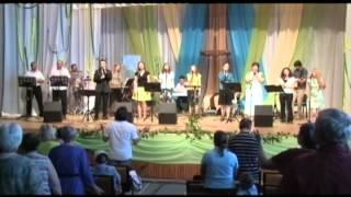 Новая  Жизнь Киев Измени меня ( The Power of Your Love) New Life Church