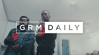 HandleitHulkz - EYES Emoji [Music Video] | GRM Daily