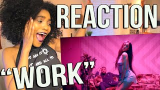 Rihanna - WORK (Explicit) Ft Drake REACTION