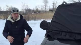 ЧЕХОЛ от наледи и снега для лобового стекла(, 2015-12-03T15:59:27.000Z)