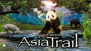 Zoo Tours Ep. 63: The Award Winning Asia Trail   Smithsonian National Zoo