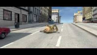 Monsters Vs Aliens Trailer en Español Latino