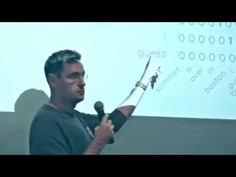 Alex Wiltschko - Automatic Differentiation, the algorithm behind all deep nets