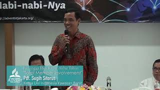 Total Member Involvement - Pdt. Sugih Sitorus