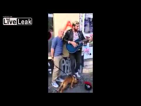 Street Musician playing Smalltown boy joined by Jimmy summerville