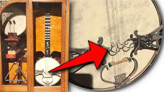 Self-Playing Banjo?! - Marble Machine X Inspiration