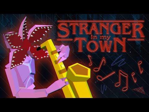 Stranger In My Town - Stranger Things Music Video Parody (Nerdist Presents)