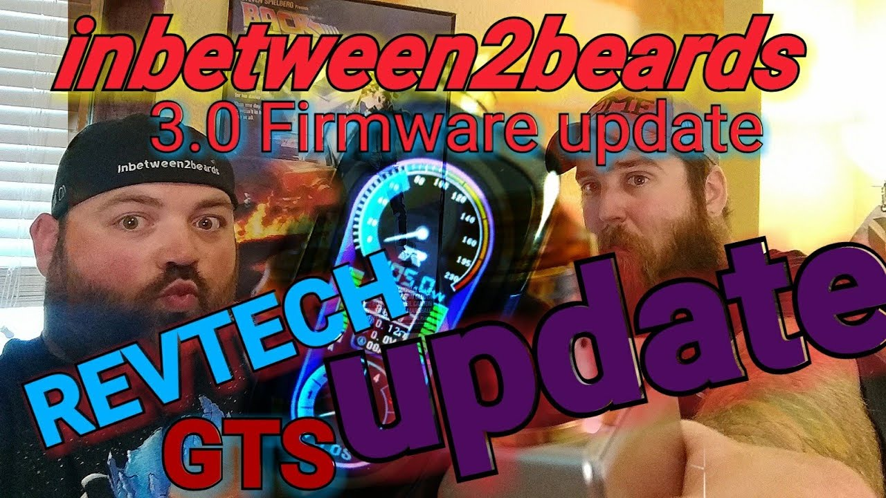 rev gts 3.5 firmware update