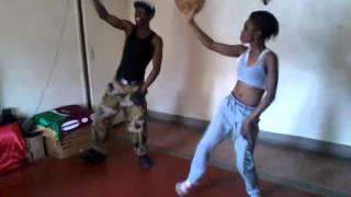 VYBZ KARTEL-RAMBO KANAMBO dance choreo