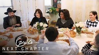 Oprah Breaks Bread with a Hasidic Family | Oprah