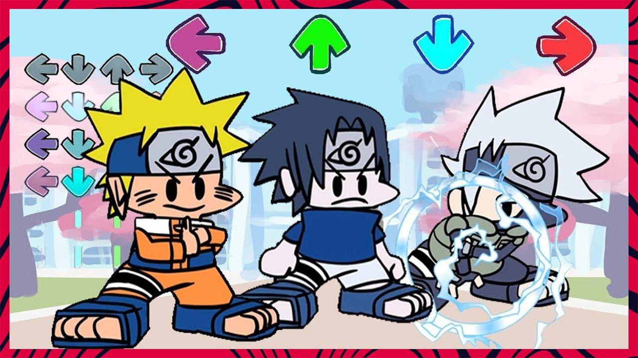 NARUTO NO FRIDAY NIGHT FUNKIN   Memes de Naruto Shippuden e Boruto #51   Memes em Imagens
