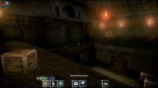 Wheel of Time PC Gameplay Level 12 - The Fortress of the Forsaken