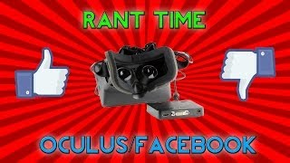 Facebook buys Oculus Rift!?! (RANT TIME)