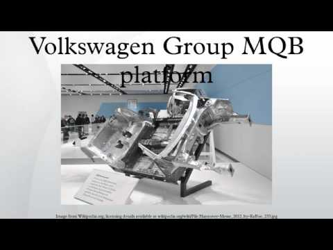 Volkswagen Group MQB platform