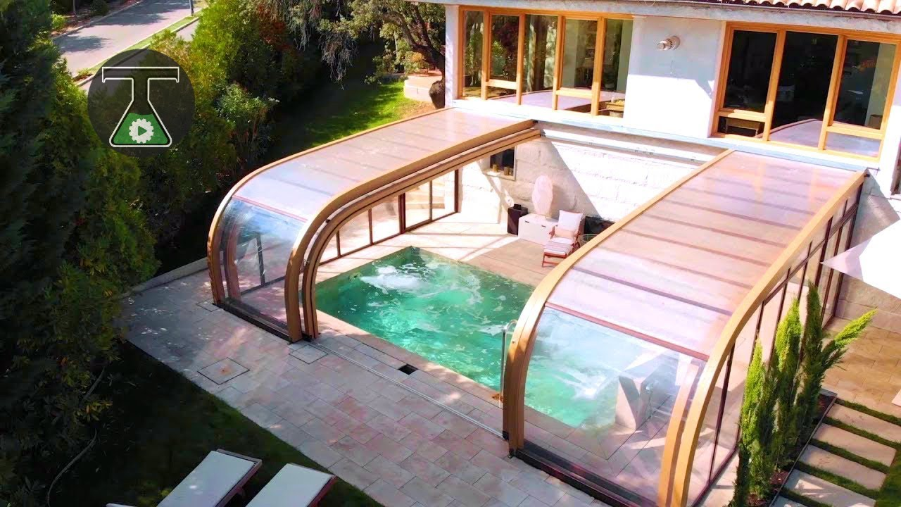 8 Ingenious Swimming Pool Design You Will Love To See Youtube