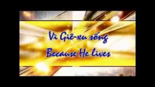 Vì Jesus sống - Klong Hagim - David Dong