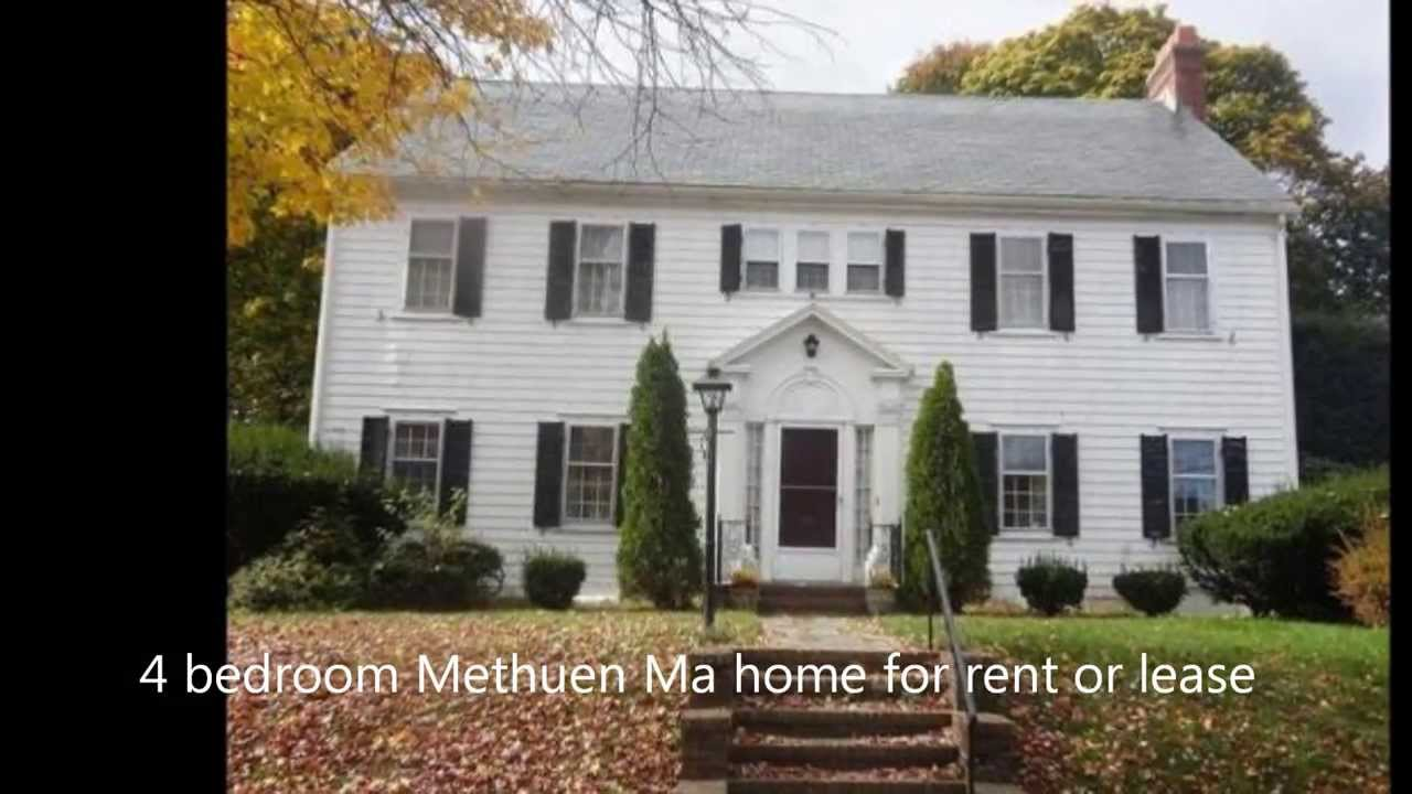 East Methuen Ma 4 Bedroom Single Family Home Home For Rent Youtube