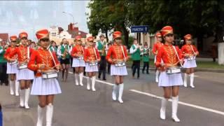 Слоним фестиваль Полонез 2015