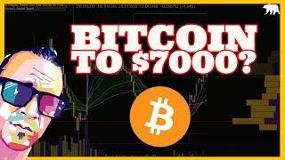 Bitcoin $6500?! Fakeout- Or Your Last Chance? ( ARCANE BEAR)