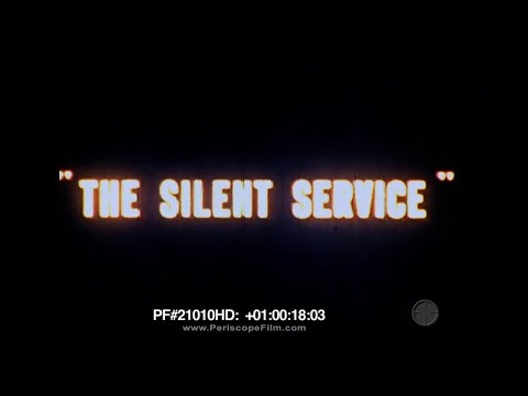The Silent Service Submarine War Story - World War II Submariners 21010 HD