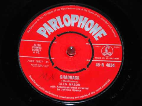 Glen Mason - Shadrack [PARLOPHONE]