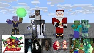 MONSTER SCHOOL - SEASON 3 ALL EPISODE - Minecraft Animation