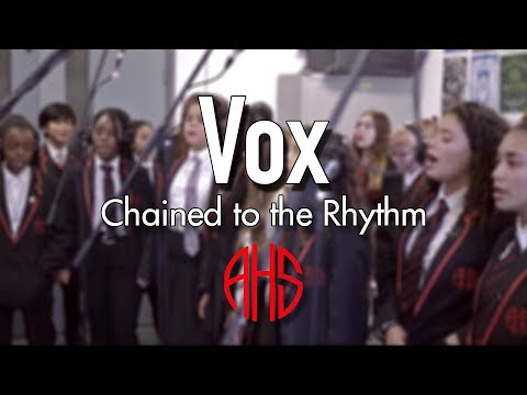 Vox  Chained to the Rhythm Katy Perry