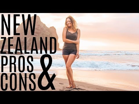 WHAT I LOVE (& don't) ABOUT NEW ZEALAND | Pros and Cons