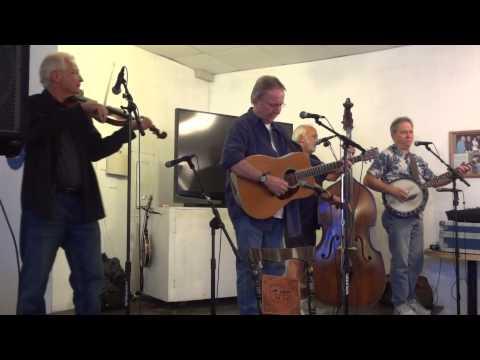 """Shackles and chains"" Herb Pedersen, Bill Bryson & the Grateful Dudes 11 24 12 JD"