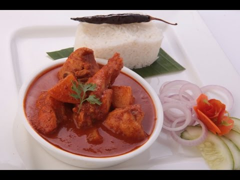 Chicken Vindaloo Youtube