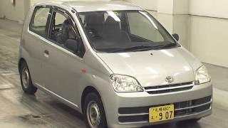 2006 daihatsu mira a L260v
