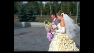 Свадьба Андрея и Евгении   видео