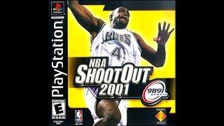 NBA ShootOut 2001 (PlayStation)