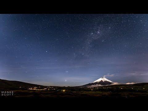 Stunning Timelapse | Equador Cotopaxi | Peru Mancora | Nikon d5300 | LRTimelapse