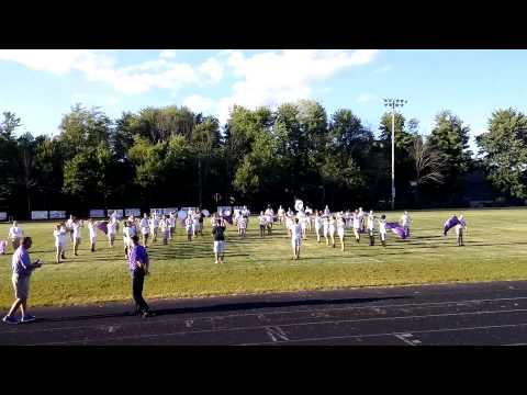 Glen Este High School Marching Band 2015