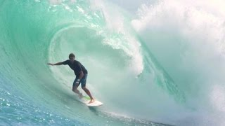 Surfing Perfect Waves in Indonesia with Ian Walsh