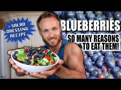 BLUEBERRIES ARE AMAZING & YOU SHOULD EAT THEM | HERE'S WHY!