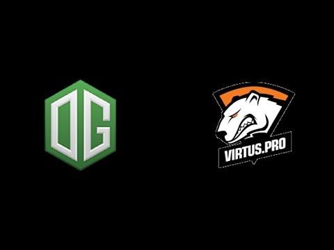 OG vs VP ESL One Birmingham 2018 Highlights Dota 2