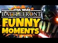 Star Wars Battlefront Beta - Funny Moments! - (SWBF 3 Gameplay)